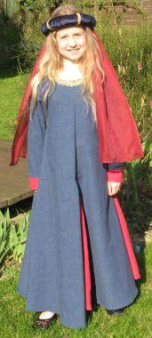Kinderkleid Cornelia